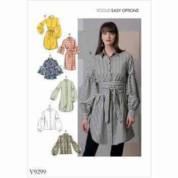 Vogue pattern V9299