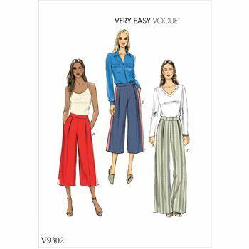 Vogue pattern V9302