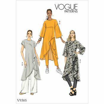 Vogue pattern V9305