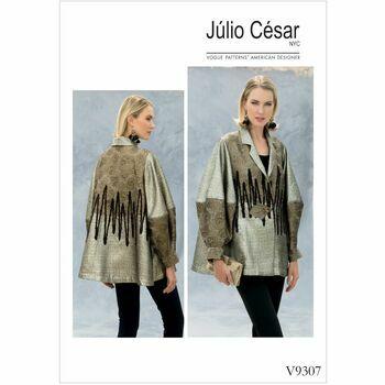 Vogue pattern V9307