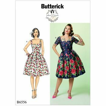 Butterick pattern B6556
