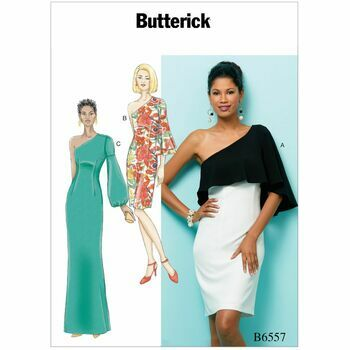 Butterick pattern B6557