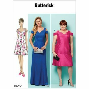 Butterick pattern B6558