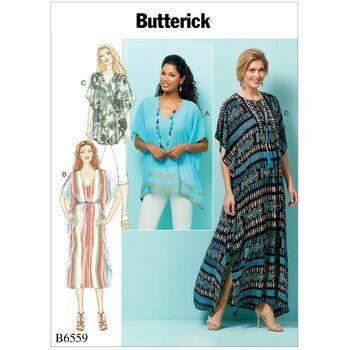 Butterick pattern B6559