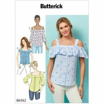 Butterick pattern B6562
