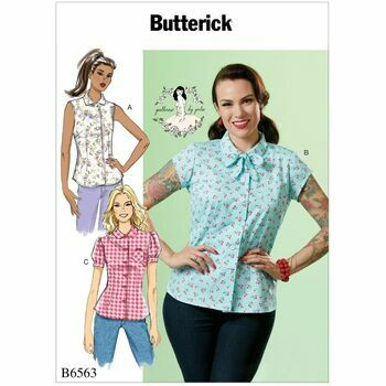 Butterick pattern B6563