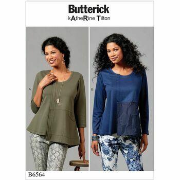 Butterick pattern B6564