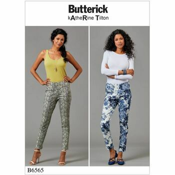 Butterick pattern B6565