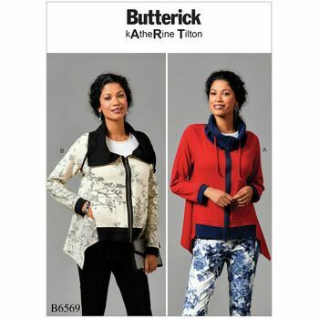 Butterick pattern B6569