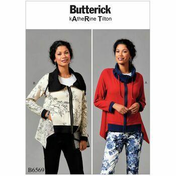 Butterick pattern B6569