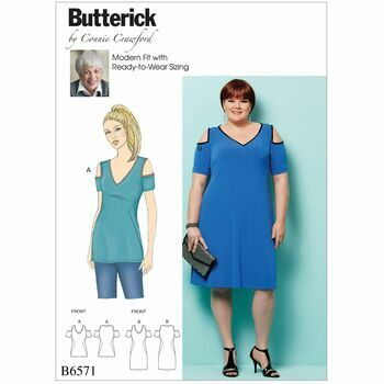 Butterick pattern B6571