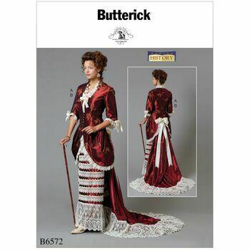 Butterick pattern B6572