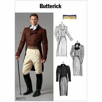 Butterick pattern B6573