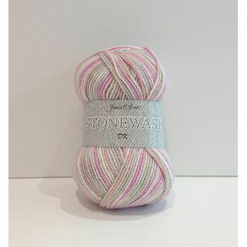 James C Brett Stonewash DK Yarn - SW5 (100g)