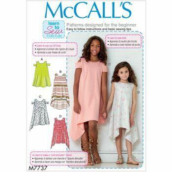 McCalls pattern M7737