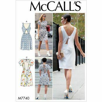 McCalls pattern M7740