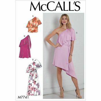 McCalls pattern M7741
