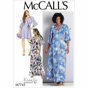 McCalls pattern M7743