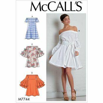 McCalls pattern M7744