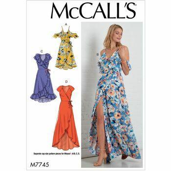 McCalls pattern M7745