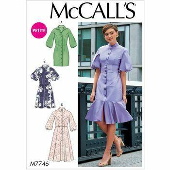 McCalls pattern M7746
