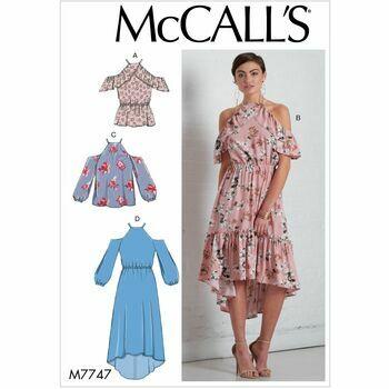 McCalls pattern M7747