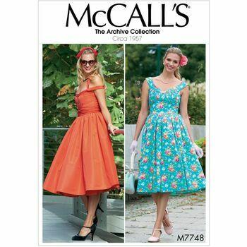 McCalls pattern M7748