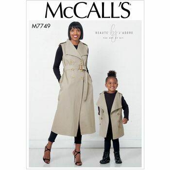 McCalls pattern M7749
