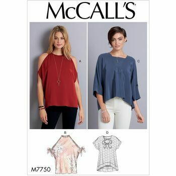 McCalls pattern M7750