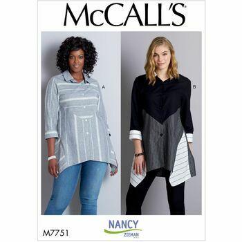 McCalls pattern M7751