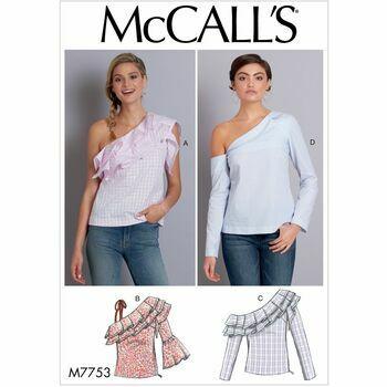 McCalls pattern M7753