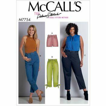 McCalls pattern M7754