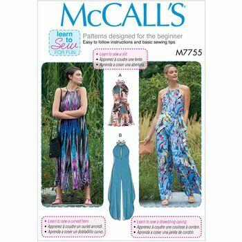 McCalls pattern M7755