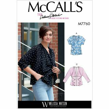 McCalls pattern M7760