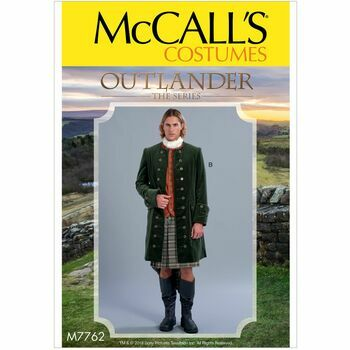 McCalls pattern M7762
