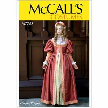 McCalls pattern M7763