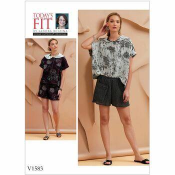 Vogue pattern V1583