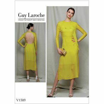 Vogue pattern V1589