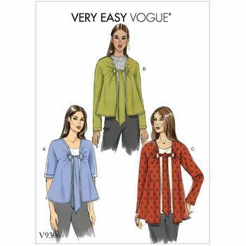 Vogue pattern V9306