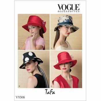 Vogue pattern V9308