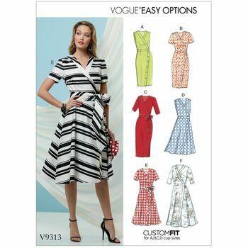 Vogue pattern V9313