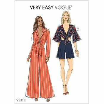 Vogue pattern V9319