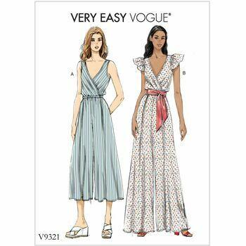 Vogue pattern V9321