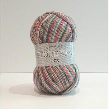 Stonewash DK - SW1 - 100g
