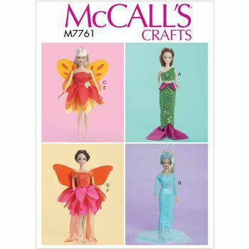 McCalls pattern M7761