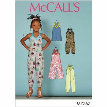 McCalls pattern M7767