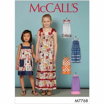 McCalls pattern M7768