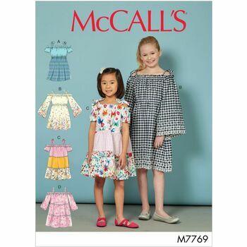 McCalls pattern M7769