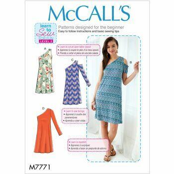 McCalls pattern M7771