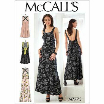 McCalls pattern M7773